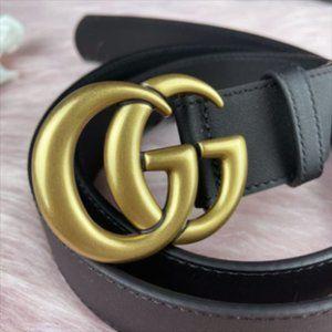 Gucci's GSignature Belt 85CM🌺